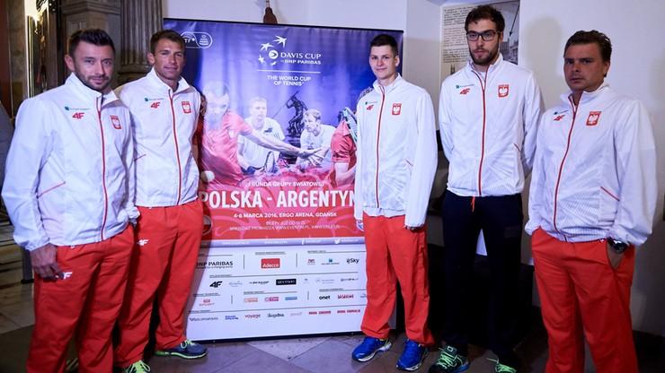 Puchar Davisa: Osłabieni Polacy rozpoczynają debiutancki występ w elicie