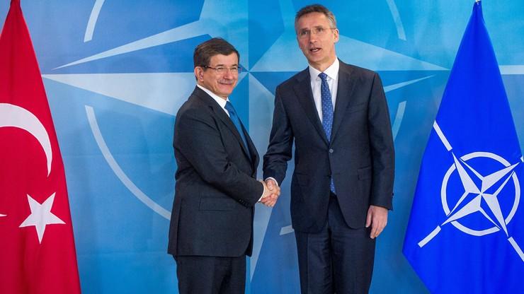 Stoltenberg: statki NATO na greckich i tureckich wodach na Morzu Egejskim