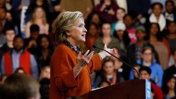 """30-10-2016 21:32 """"Wolimy Clinton"""". Byli szefowie MSZ Polski, Francji, Wielkiej Brytanii i Singapuru nie chcą Trumpa"""