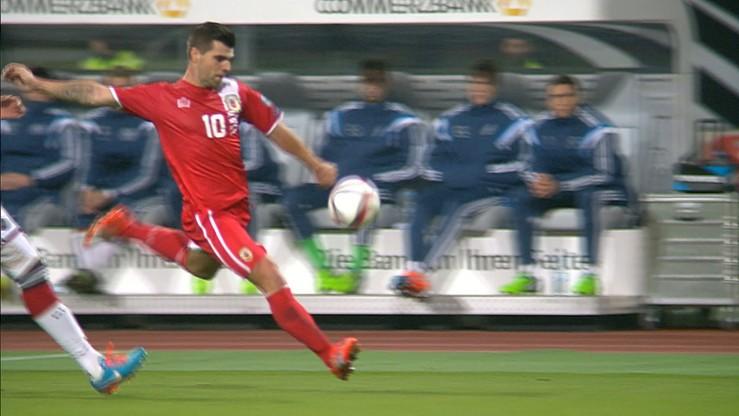 Gibraltar bliski gola z Niemcami!