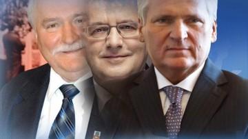 """04-06-2016 10:39 """"Europa traci wiarę w swoje marzenia i siły"""".  List byłych polskich prezydentów do narodów UE"""