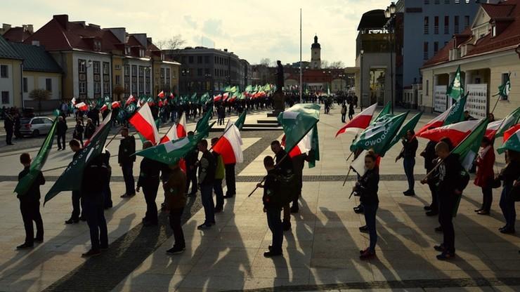 Białystok: prokuratura przygląda się obchodom rocznicy ONR