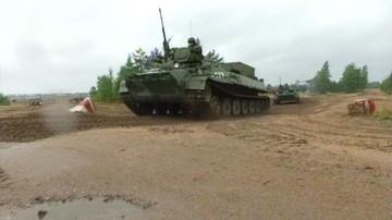16-09-2017 22:37 Przedstawiciel NATO: manewry Zapad-2017 mogą być postrzegane jako przygotowanie do wojny