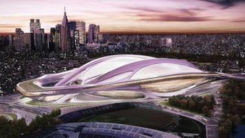 2015-12-01 Tokio 2022: Stadion za miliard dolarów