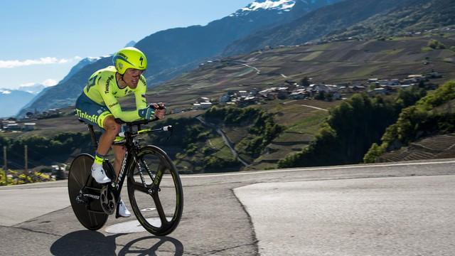 Giro d'Italia - czterech polskich kolarzy na starcie