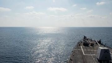 """10-05-2016 15:49 Okręt USA w pobliżu spornej rafy. Chiny o """"niezbędnych krokach"""""""