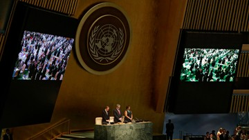 01-07-2016 08:02 ONZ: Izrael powinien zaprzestać osadnictwa na terytoriach okupowanych