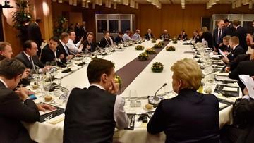 """19-02-2016 22:39 Bruksela porozumiała się z Londynem. """"Jednomyślne poparcie"""""""