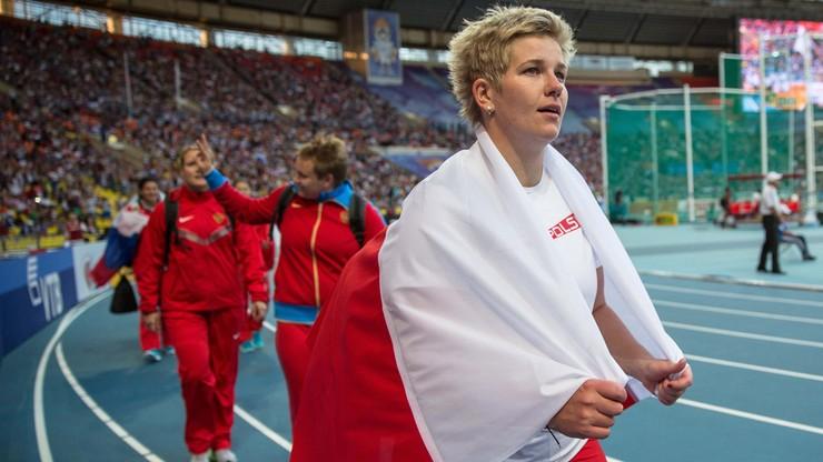 Włodarczyk i Fajdek nominowani do tytułu lekkoatletów maja