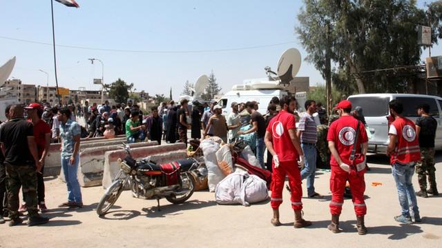 Syria: 73 organizacje pozarządowe zawieszają współpracę z ONZ