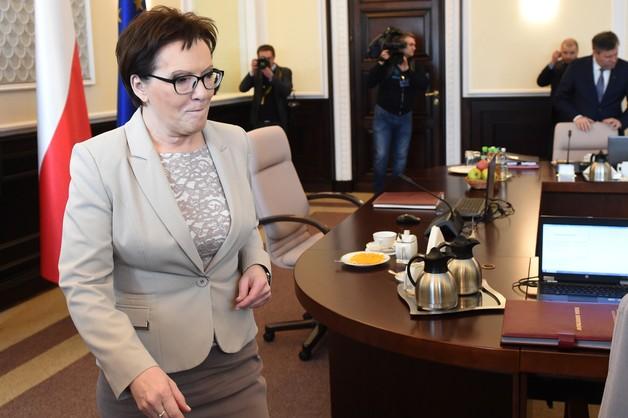 Premier Kopacz nie pojedzie do Moskwy 9 maja