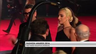 Fashion Awards - Gigi Hadid najlepszą modelką