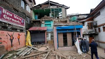 10-04-2016 13:33 Silnie trzęsienie ziemi w Azji. Nie żyją dwie osoby