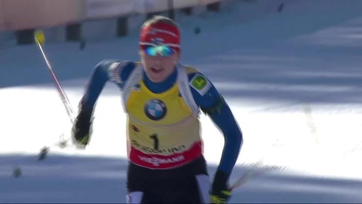 Triumf Makarainen, pech Domraczewej, 14. miejsce Nowakowskiej-Ziemniak