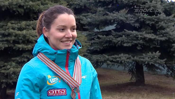 Brązowa medalistka ME: Nadal mam do czego dążyć!