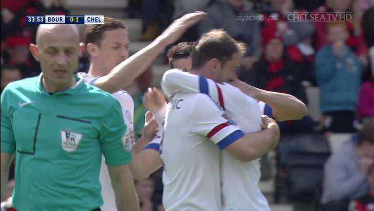 Hazard wraca z zaświatów! Dwa gole Borucowi po roku niemocy