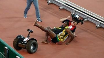2015-09-03 Bolt pokazał, że zapomniał o pechowej przygodzie z seagwayem