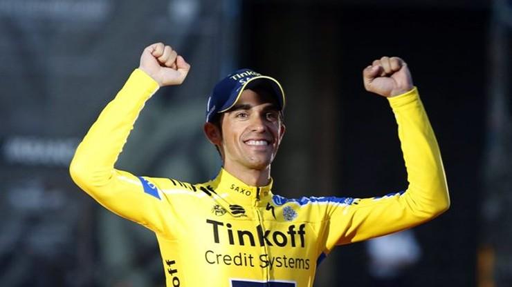 Alberto Contador kolarzem roku