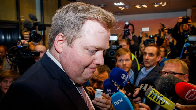 Afera Panama Papers: premier Islandii ustąpił ze stanowiska