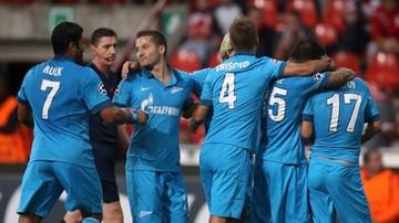 2016-07-23 Zenit Sankt Petersburg po raz czwarty zdobył Superpuchar Rosji