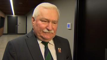 13-06-2016 21:55 Wałęsa: należy natychmiast odsunąć PiS od władzy