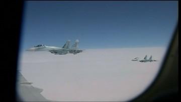 NATO potwierdza, że myśliwce F-16 śledziły rosyjskie samoloty nad Bałtykiem