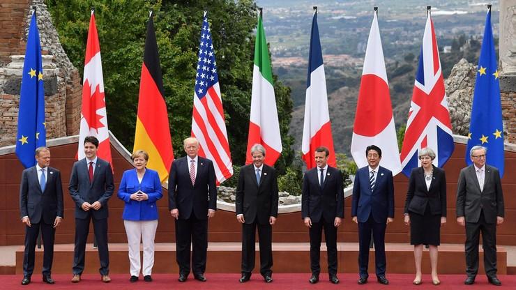 Uczestnicy szczytu G7 podpisali deklarację o zwalczaniu terroryzmu