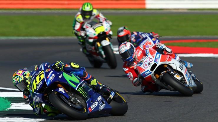 MotoGP: Misano bez numeru 46