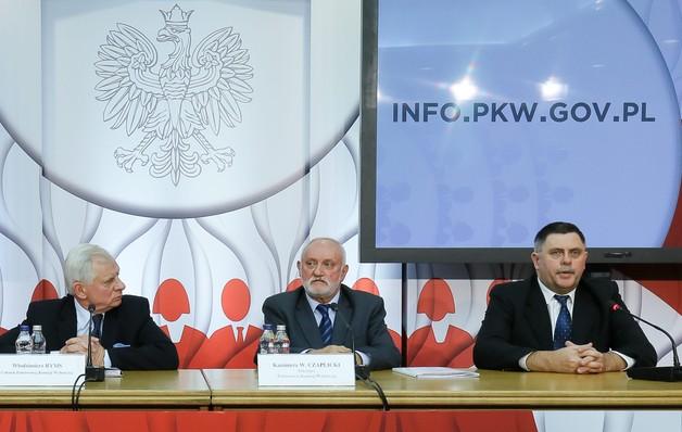 PKW zgłosiła do prokuratury cyberatak na swoje strony internetowe
