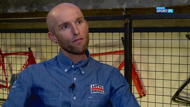 Marczyński: Vuelta była dla mnie spłaceniem długu wobec mojej ekipy