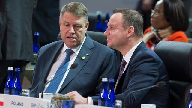 Duda w USA: chcemy szerszego udziału wojsk NATO w regionie