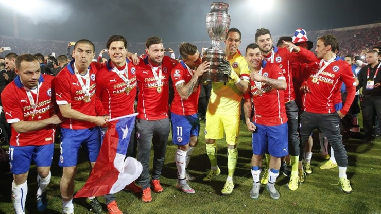 Po 180 tys. dolarów dla chilijskich piłkarzy