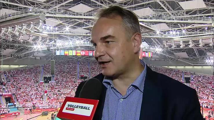 Waldemar Pawlak: Ten turniej to zwieńczenie działań w tym pięknym sporcie