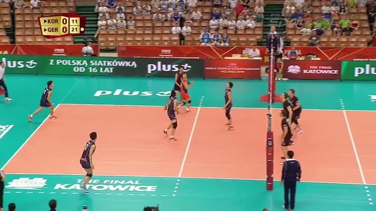 Korea Południowa - Niemcy 0:3. Skrót meczu