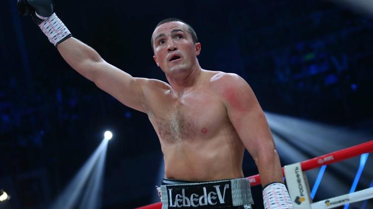 Federacja WBA ustaliła datę przetargu na walkę Lebiediewa z Kalengą