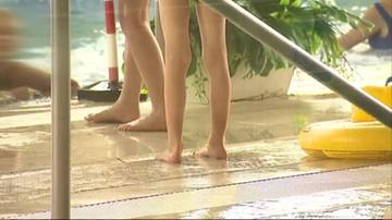 4-letni chłopiec topił się na basenie w Uniejowie. Jest w śpiączce farmakologicznej