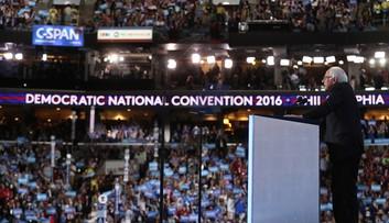 26-07-2016 05:28 Kłopoty obozu Clinton. Bunt zwolenników Sandersa