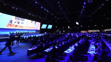2016-02-26 Kongres FIFA: Kadencja nowego prezydenta na trzy lata