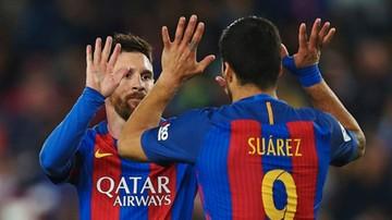 2017-03-19 Barcelona wygrała z Valencią i goni Real! Dwa gole Messiego
