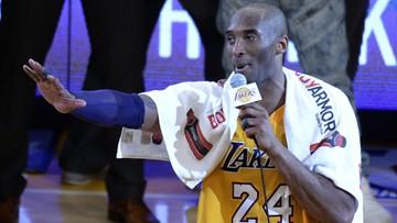 14-04-2016 08:51 Kobe Bryant rozegrał ostatni mecz w NBA