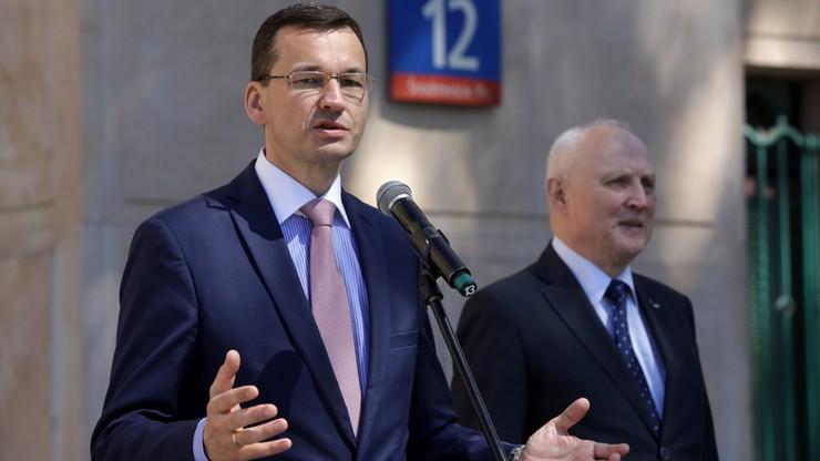 Morawiecki: odnieśliśmy sukces na Radzie ds. Konkurencyjności w Brukseli