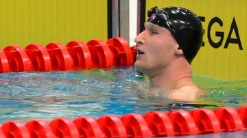 2015-12-04 ME w pływaniu: Brązowy medal Szczepańskiego na 50 m kraulem