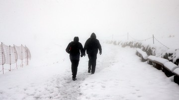 06-10-2016 10:03 W Tatrach wznowiono poszukiwania zaginionego biegacza. Warunki bardzo trudne