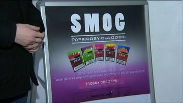 """Sklep z papierosami dla dzieci to prowokacja. """"To centrum informacji o smogu"""""""