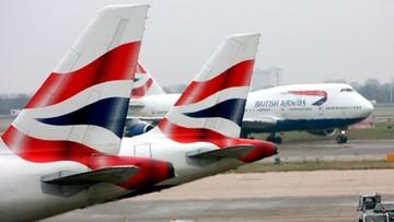"""Awaria systemów IT uziemiła samoloty British Airways. """"To nie atak"""""""