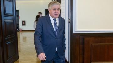 11-07-2017 08:06 Komisja Rolnictwa zajmie się wotum nieufności wobec Jurgiela
