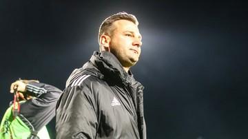 2017-11-27 Puchar Polski. Trener Bytovii: Musimy uniknąć błędów