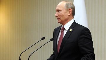 21-11-2016 14:34 Putin: Rosję niepokoi praktyka podejmowania decyzji w NATO