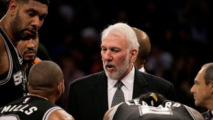 NBA: Trenerski rekord Popovicha