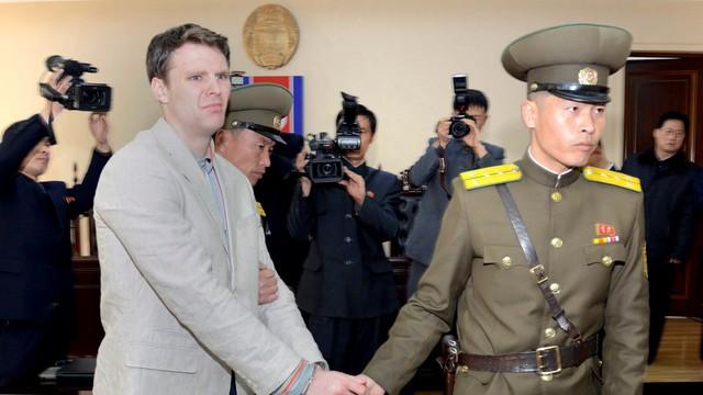 USA: Zmarł student, który był więziony w Korei Północnej
